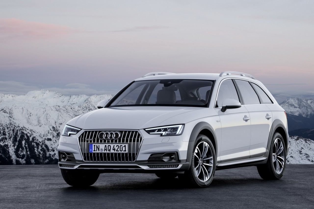 A4 allroad quattro / *Visionary Tokyo / Ring of Colour