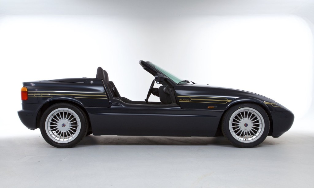 alpina roadster limitededition z1 visionary tokyo ring of colour. Black Bedroom Furniture Sets. Home Design Ideas