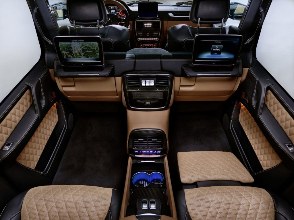 Mercedes-Maybach G650 Landaulet -9
