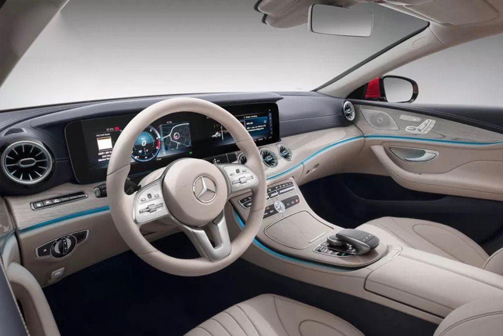 Mercedes-CLS-interior-nw 2