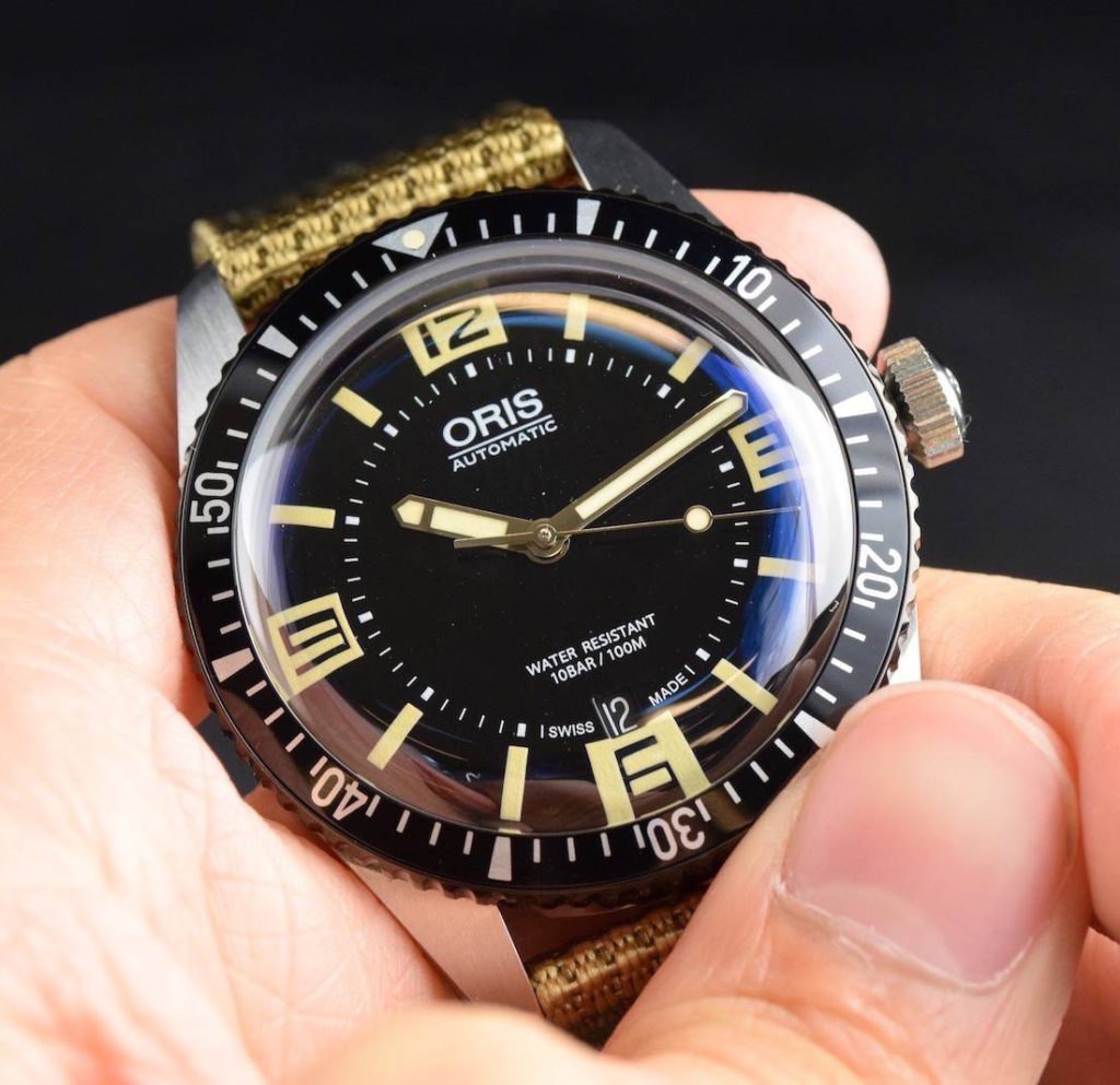 Oris Divers Sixty-Five: Hands-On Review [01 733 7707 4064-07 5 20 22]