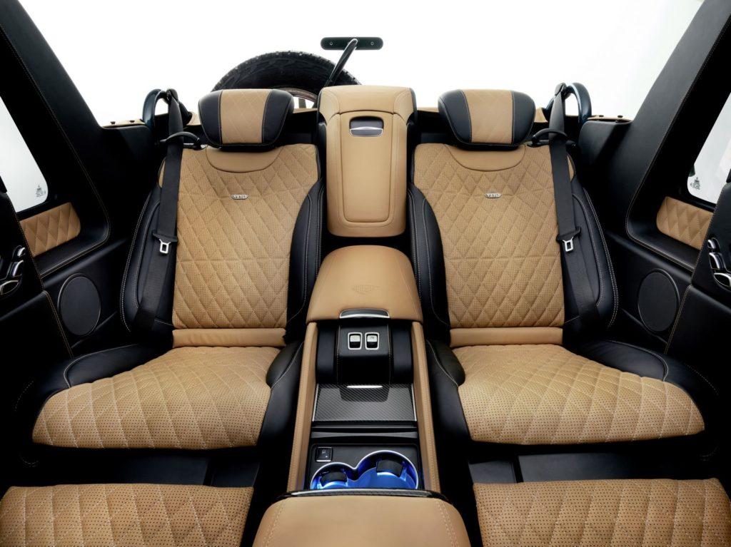 Mercedes-Maybach G650 Landaulet -7