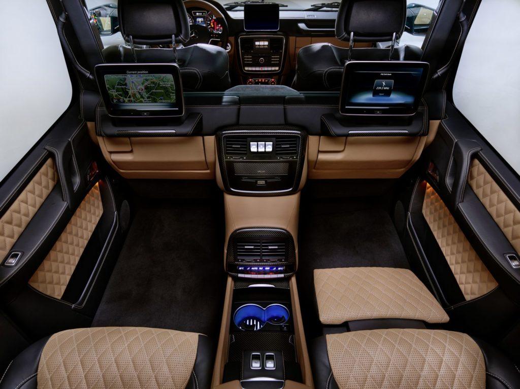 Mercedes-Maybach G650 Landaulet -9