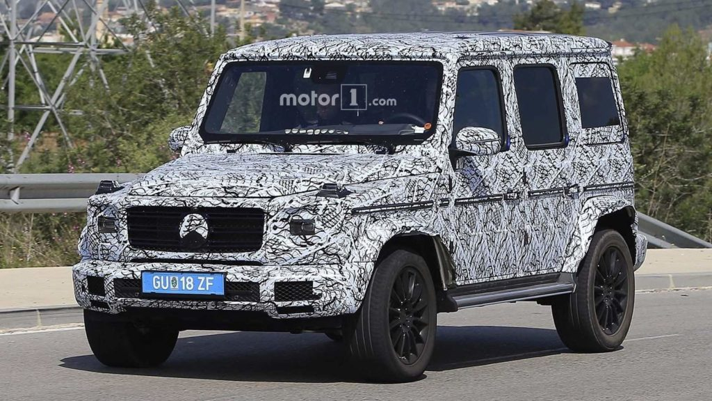 2018-mercedes-g-class-spy-photo