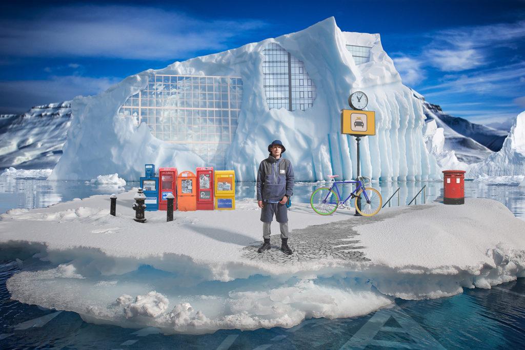 Iceberg Reflection