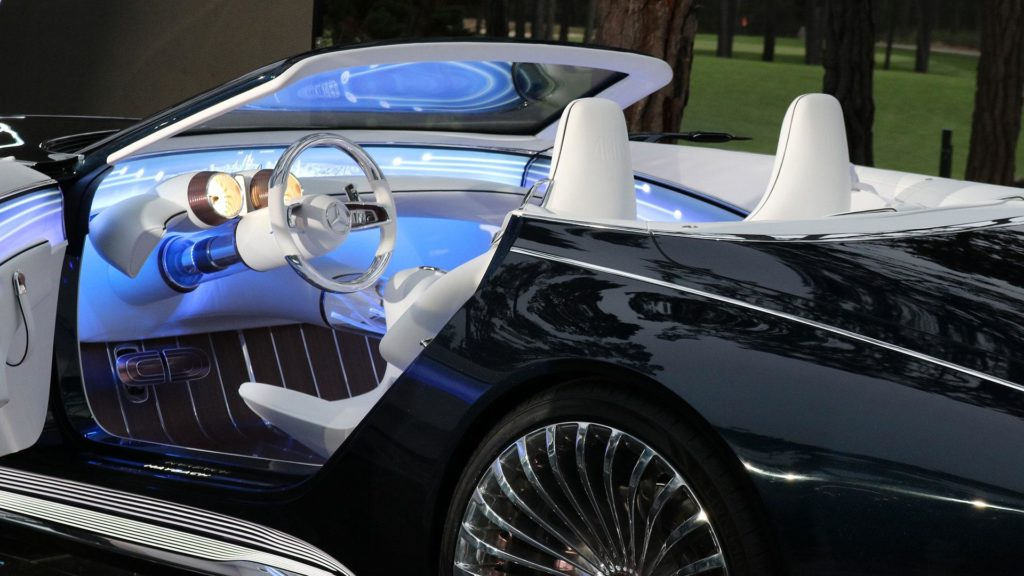 Mercedes Maybach Coupe Price