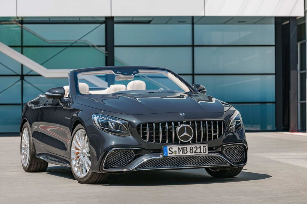 2018 - Mercedes - AMG - S 65 - Cabriolet - 09