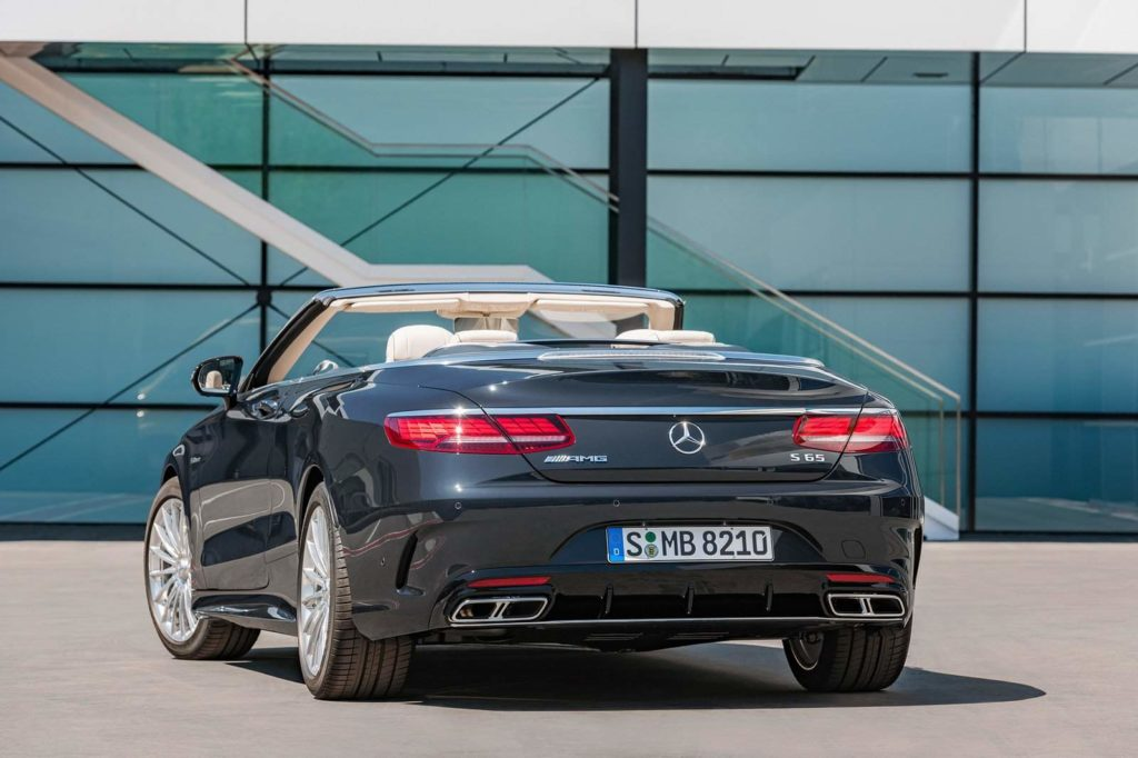 2018 - Mercedes - AMG - S 65 - Cabriolet - 10