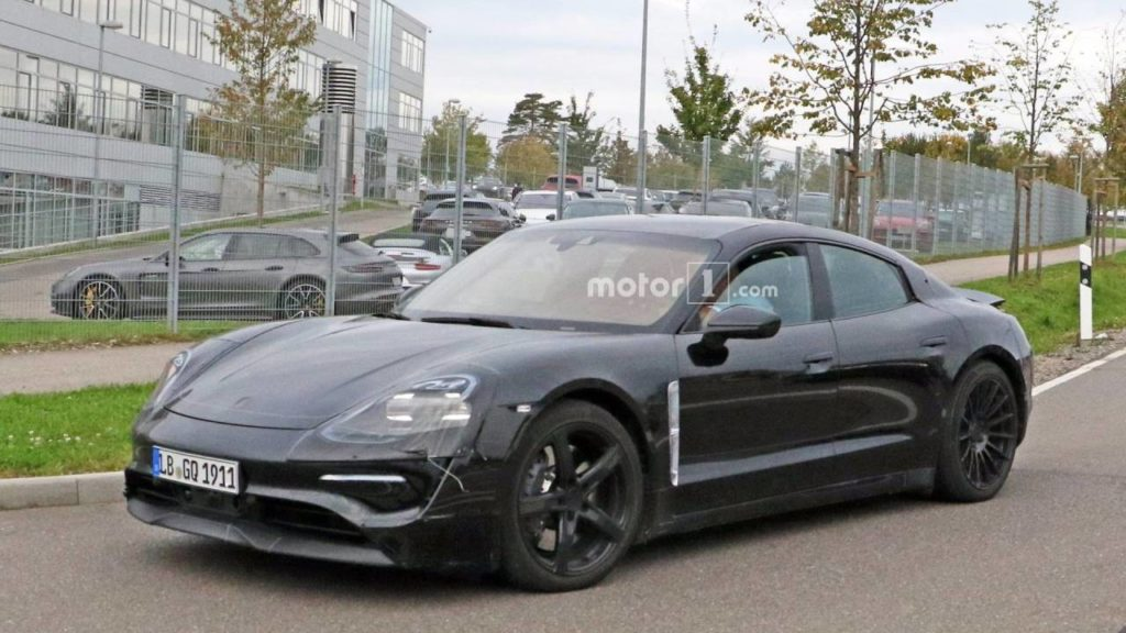 2020-porsche-mission-e-spy-photo-3