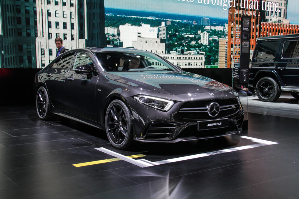 Cls53 4matic Visionary Tokyo Ring Of Colour