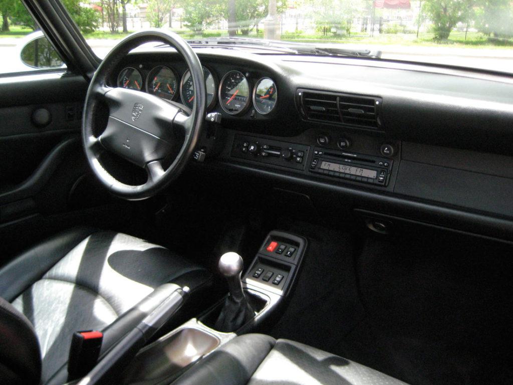 porsche-993-interior