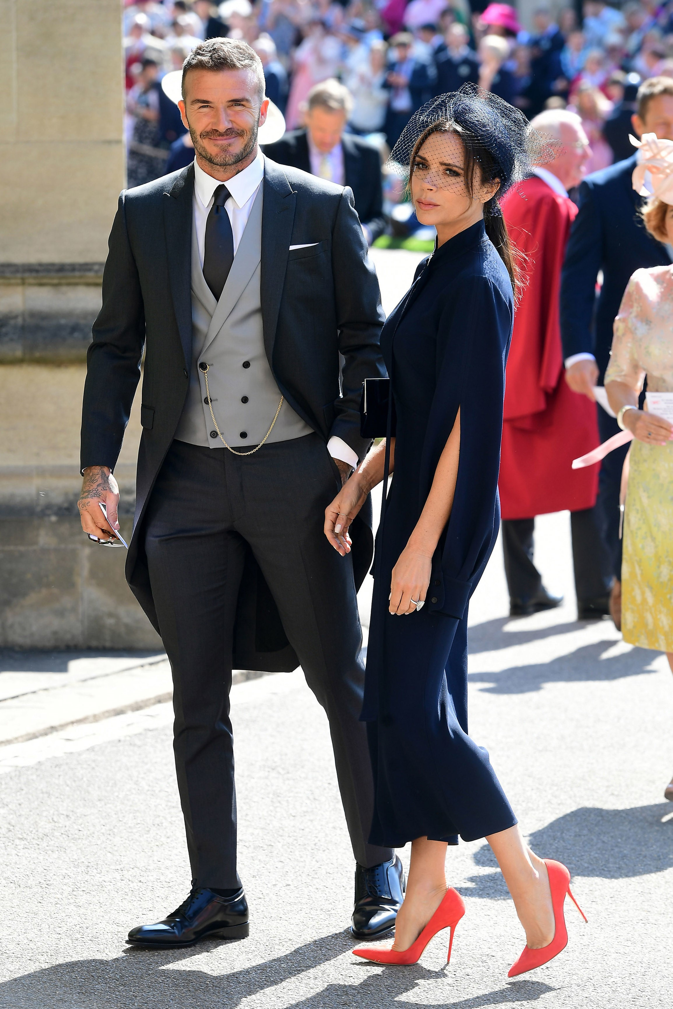 David Beckham_Royal Wedding 2