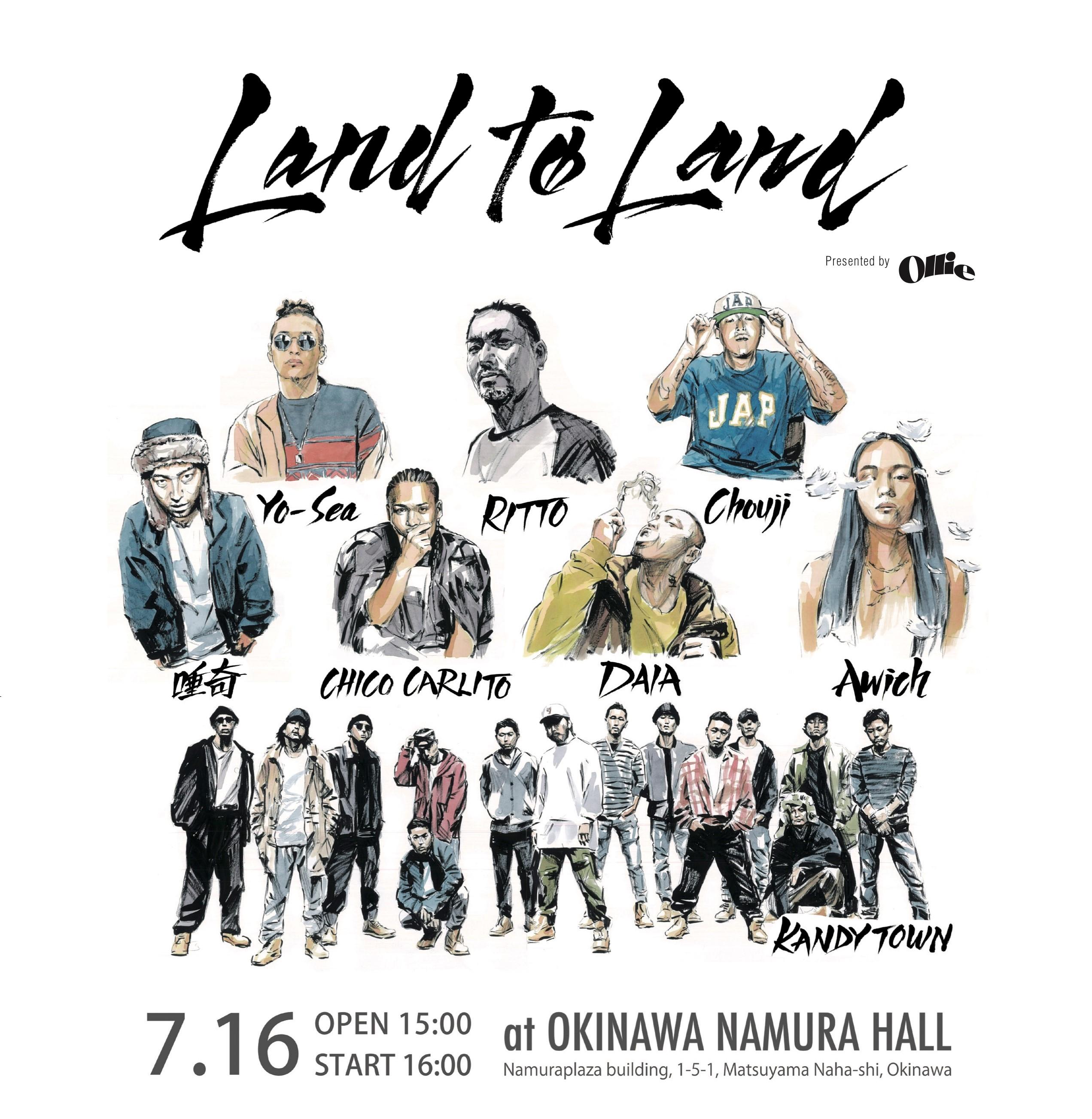 Land to Land