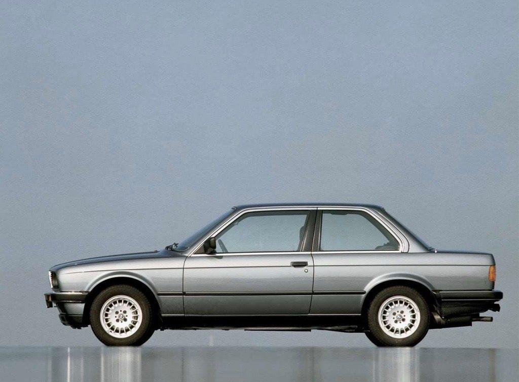 BMW 3 S eri es - E 30 - Coupe - 763 _ 2 2