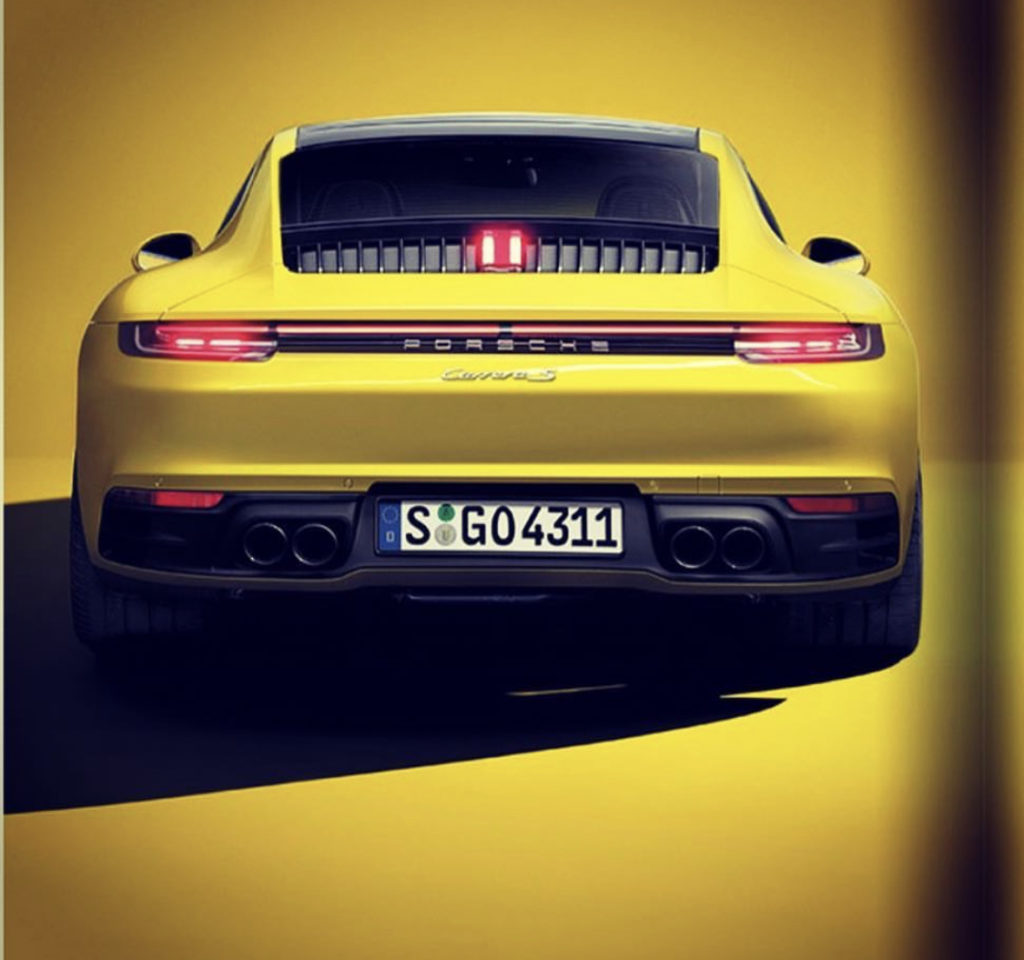992 Carrera S Visionary Tokyo Ring Of Colour