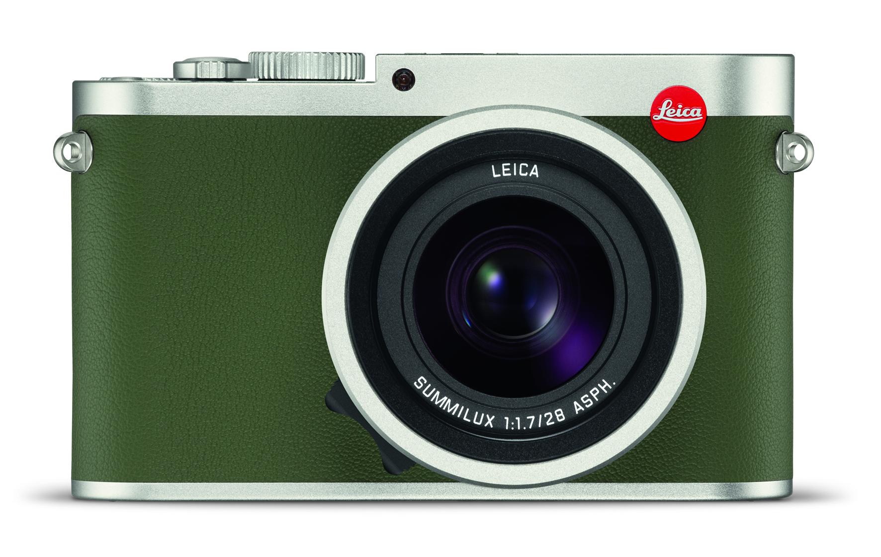 Leica Q khaki_front