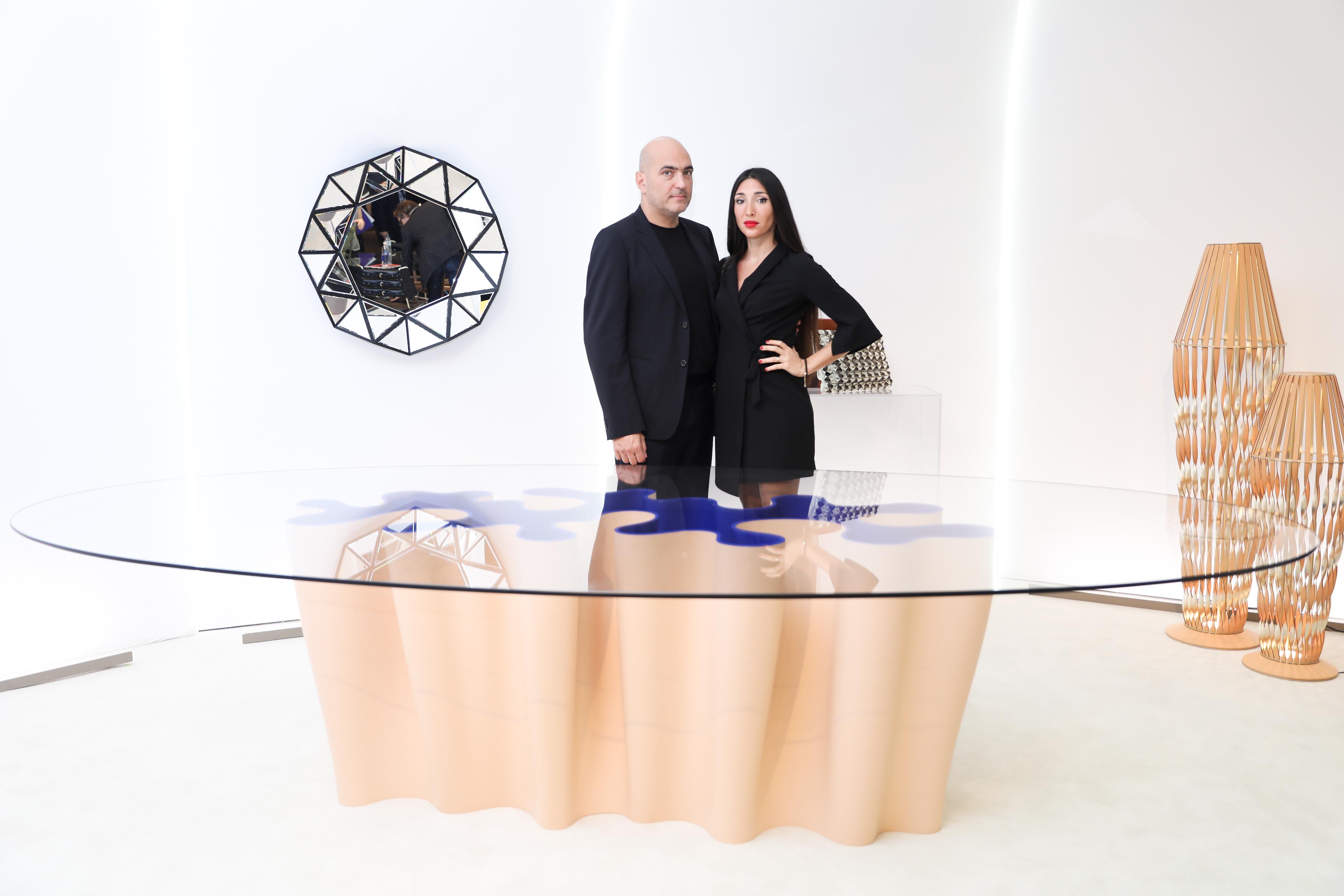 Alberto Biagetti, Laura Baldassari