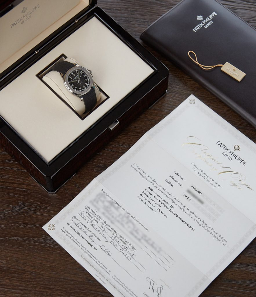 Patek_Philippe_Aquanaut_5167A_Tiffany_steel_at_A_Collected_Man_London13