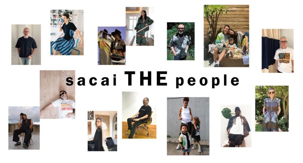 sacai THE people_Key Visual