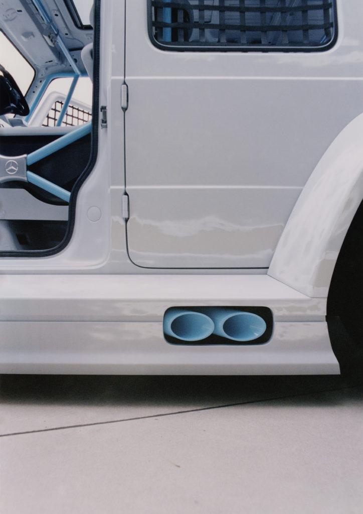 Mercedes-Benz Project Geländewagen Mercedes-Benz Project Gelaendewagen