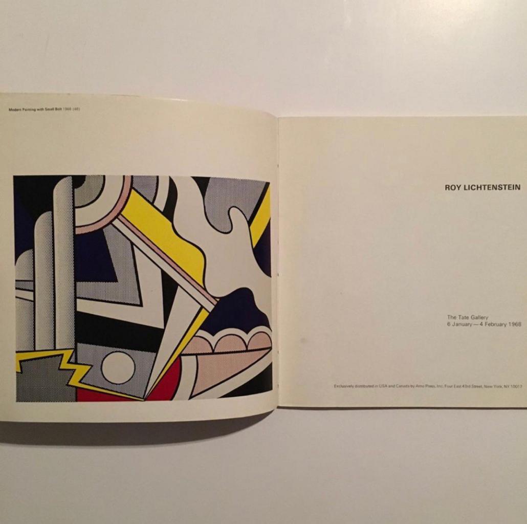 Roy Lichtenstein 1968_20201119_02